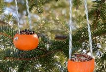 after christmas ornaments / by Linda Cozzi
