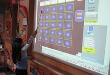 whiteboard/ interactive boards (Smart, Promethean, etc.)