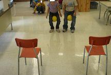 kindergarten gym / by Kathy Carroll