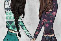 Best Friend's :D