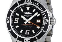 SCUBA DIVING WATCHES