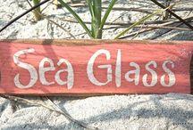 Sea Glass / by Gail Van Camp