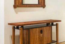 mesa de arrime - entry table
