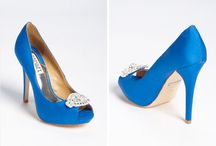 Wedding Fashion  / awesome shoes too!