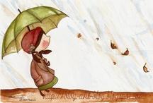 Illustrations / by Marcela's Design
