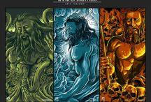 Greek Gods Project