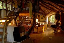 lord of the ring hobbit's house