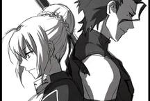 Fate/Zero Saber/Lancer