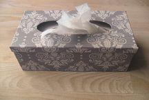 scatola portafazzoletti
