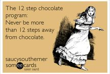 Chocolate E-cards / Everyone loves good chocolate...and funny E-cards.  Here are some ones we liked!