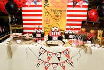 Pirate Party Ideas / by Lillian Hope Designs
