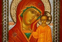 Christian Orthodox Icons / Christian Icons -  Windows to Heaven