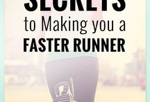 Secrets that make you run faster