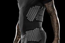 Nike pro combat