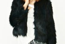 fur coat love