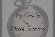 ❤Dutch Ancestors❤Voorouders / Would you like to search out you're Dutch ancestors. I'll could help you find them. Just concact me @riekieleander   #dutch #history #ancestors #roots #genealogy #vintage #voorouders # geschiedenis