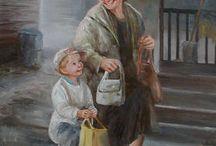 Das kleine Mädchen mit den Schwefelhölzern / Märchen
