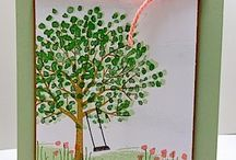 Cards-Sheltering Tree / by Martha Zender