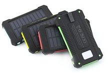 Solarzellen für Raspbeery