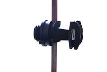 Round Post Insulators / Electric Fence Round Post Insulators