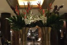 Hotel Flowers by KC Events & Florals