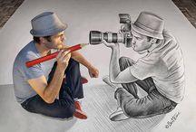 CREATIVITY!!! / Creativity at its peak....... <3