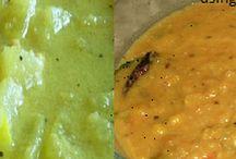 Sorakkai Kootu - Bottle gourd curry recipe