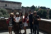 Tour in Rome groups / Guided tours in Rome