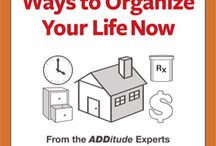 Adult ADHD Hacks / Helpful tips, info and tools to help you live effectively with Adult ADHD