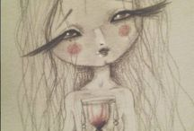 New artworks by Ohmydolls! / bambole