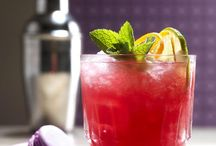 Cocktails et spiritueux