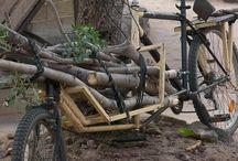 DIY Cargo Bikes / Designs for self built cargo bikes