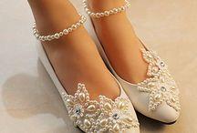 süslemeli gelin babet ayakkabı modelleri