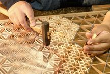 Woodwork Kumiko
