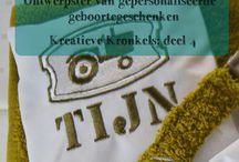 Hobby's in de kijker. / Kreatieve Kronkel interviews op de blog.