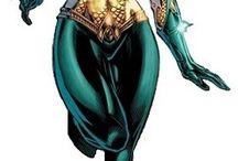 DC comics female characters