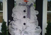 Snowmen... love them! / by Lisa Malone