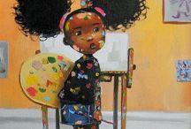 black girl board