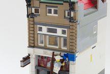 A LEGO huis