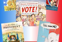 Elections / Inform your class about voting and our citizenship.