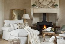 Lounge ideas / by Sharon Tappan