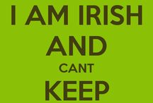 My Irish Roots / I'm Irish, with natural red hair!!  / by Renee Carrier
