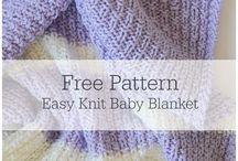 East knit blanket