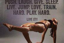 Inspiration, motivation.