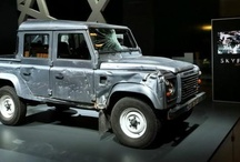 Land Rover in Movies