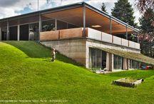 Extension maison / Des idées, exemples d'extension et agrandissement de maison. En bois, en béton, contemporaine ou traditionnelle, inspirez vous !