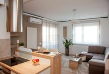 Modern small flat in Budapest