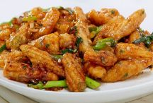 Chinese and oriental foods
