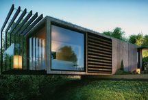 Container designs / Shipping container conversions and design ideas.