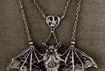 ''dark'' jewellery